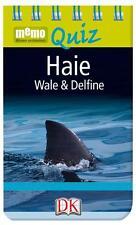 memo Quiz - Haie, Wale & Delfine von Eva Sixt (2014, Spiralblock)