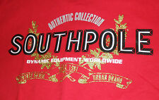 Women's Southpole Red Nightshirt T-Shirt - Size Medium - Brand NEW w/Tags