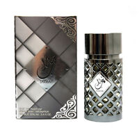 Jazzab Silver By Ard Al Zaafaran Woody Spicy Cedar Agarwood Amber Musk EDP 100ml