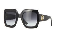 Gucci GG0053S 54mm Oversize Square Sunglasses - Black