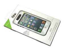 New iSkin Slims Chevron White/Gray Case for iPhone 5 UBSLM5-CVR - FREE SHIPPING