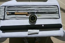 Powell Tiboron # 2 Fly Rod 9' #8 4pc. with reel