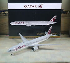"""Gemini Jets Qatar Boeing B777-300ER """"Sold Out"""" 1/200"""