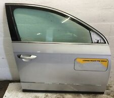 2004-2012 VW PASSAT B6 5 DOOR O/S/F DRIVERS SIDE FRONT DOOR IN SILVER