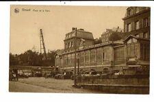 CPA-Carte postale-Belgique-Dinant- Place de la Gare VMO14661