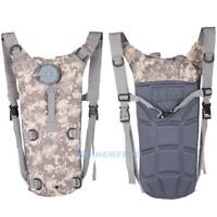 3L Hydration Packs Tactical Molle Water Bag Assault Backpack Hiking Sport Pouch