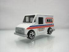 Diecast Matchbox Delivery Postal Service Truck Mail 1999 White Good Condition