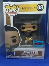 Lafayette Hamilton #08 NYCC Funko Shop Exclusive New In Hand PoP Broadway