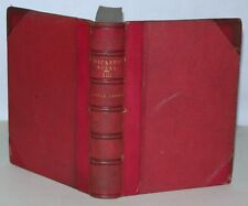 Little Dorrit -  Charles Dickens Chapman & Hall C1870+ HB, Illustrated
