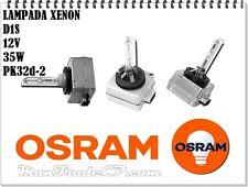 OSRAM 66140 XENON LAMPADA LAMPADINA FANALE FARO PRINCIPALE D1S 12V/35W PK32d-2