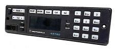 Motorola Astro Radio Faceplate From Model T99dx092wastro Used Hln6396f