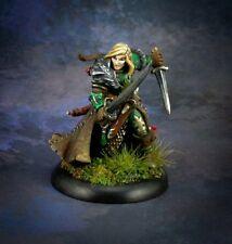 Aravir Elf Ranger Reaper Miniatures Dark Heaven Legends Rogue Fighter Melee