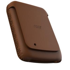 Motorola Razr Travel Pouch Sleeve RAZR 2019 Pouch Cover BROWN Gradient Leather