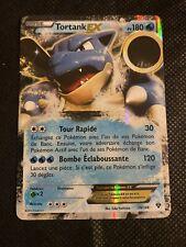 Carte Pokemon Tortank Ex Set XY 29/146 RARE HOLO VF Neuve