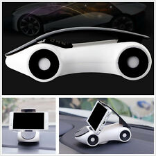 Portable 360° Rotated Autos Model Vehicle Interior Mobile Phone Mount Holder Kit