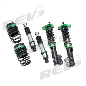 REV9 Hyper Street II Adjustable Coilover Lowering Kit for 12-16 Hyundai Veloster