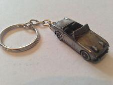 """Austin Healey """"Frog Eye Sprite""""  ref16 3D split-ring keyring FULL CAR"""