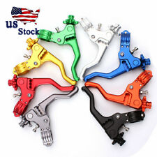 "7/8"" 22mm CNC Performance Stunt Clutch Lever for Yamaha Suzuki Honda Kawasaki"