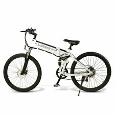 Samebike LO26 48V 500w Cycling Electric Bicycle 21 Speed Foldable