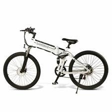 Samebike LO26 48V 500W Ciclismo bicicletta elettrica pieghevole 21 Velocità