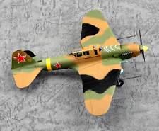 Simple, facile Modèle Iliouchine II-2M3 Sturmovik 25 Jaune modèle déjà assemblé