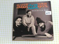 RARE 4 TRACK PROMO CD BOSSA CUCA NOVA - REVISITED CLASSICS - SPAIN 1998 VG+