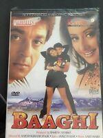 Baaghi, DVD, Bollywood Ent, Hindu Language, English Subtitles, New