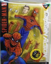 Captain Action Spider-Man Outfit With Peter Parker Mask Hawkeye Round Two Ideal