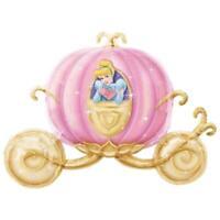 Disney Princess Cinderella Carriage SuperShape Foil Balloon Requires Helium