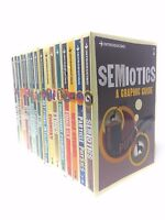 A Graphic Guide Introducing 16 Books Collection Set Introducing Semiotics, Time