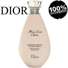 100% Auténtico Raro Miss Dior Cherie Perfumado Crema Hidratante Corporal discontinuado