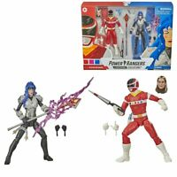 Power Rangers Lightning Collection In Space Red Ranger and Astronema 2-Pack