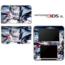 Vinyl Skin Decal Cover for Nintendo 3DS XL LL - Gundam