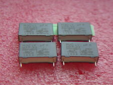 4 pcs  0,1uF 250V~ MKP X2  HJC Entstörkondensator RM15 Capacitor 40/110/56 NEU