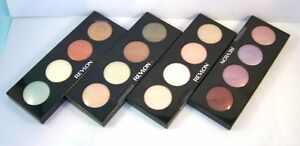 Revlon Illuminance Creme Eye Shadow Quads - Various Shades  Sealed NIP