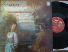 ARTHUR GRUMIAUX - GEORGE PETERSON - PIERRE PIERLOT / MOZART  / PHILIPS