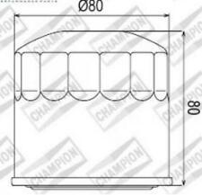 100609245 COF102 FILTRO OLIO HONDA VT800 Shadow 88 (F302)