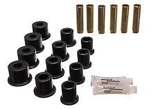 Energy Suspension 4.2134G REAR SPRING BUSHINGS