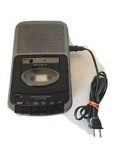 Optimus CTR-109 Portable AC DC Cassette Recorder Player Batteries