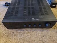 Vintage Emerson Digital Stereo Audio Amplifier HT-200 Dolby Pro Logic Surround.