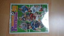 Panini Super Foot 99  Set Complete Set + EMPTY ALBUM RARE NEUF Football