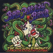 One Way Romance - Bad Poetry Band (2012, CD NIEUW)2 DISC SET