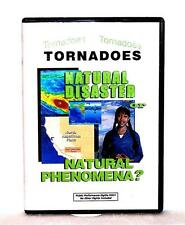 DVD VIDEO Science Weather TORNADOES NATURAL DISASTER OR NATURAL PHENOMENA?