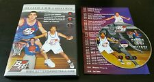 Better 1 On 1 Defense (DVD, Better Basketball Series) sports lessons training