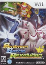 [FROM JAPAN][Wii] Pokemon Battle Revolution / Nintendo [Japanese]