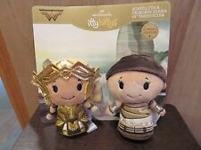 HALLMARK  ITTY BITTYS HIPPOLYTA & PRINCESS DIANA OF THEMYSCIRA-WONDER WOMAN-LTD