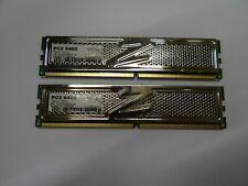 Arbeitsspeicher OCZ Platinum OCZ2P8002GK RAM 2x1GB DIMM DDR2 800 PC-499