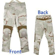 TMC2525 Desert Camouflage Colour Tactical Training Trousers Army Combat G2 Pants