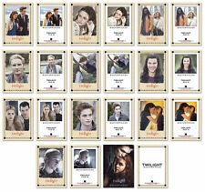 Twilight Original 11 Card Masterpieces Canvas Print Set