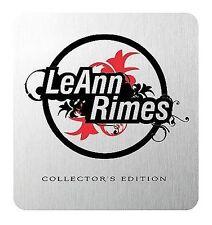 Leann Rimes Collector's Edition Tin by LeAnn Rimes (CD, May-2008, 3 Discs, Curb)